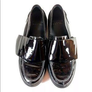 Giambattista Valli  tuxedo shoes on trend